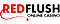 Red Flush Casino Logo
